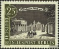 Berlin (West) 222 FDC Alt-Berlin